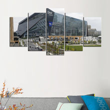 Load image into Gallery viewer, Minnesota Vikings US Bank Stadium Canvas