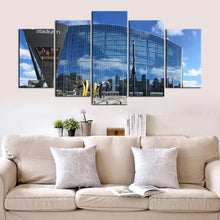 Load image into Gallery viewer, Minnesota Vikings US Bank Stadium Canvas 2