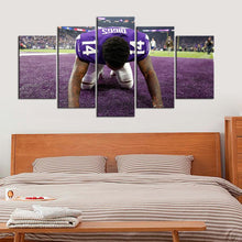 Load image into Gallery viewer, Stefon Diggs Minnesota Vikings Canvas