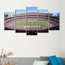 Load image into Gallery viewer, San Francisco 49ers Stadium 2 Canvas