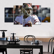 Load image into Gallery viewer, Jimmy Garoppolo San Francisco 49ers 5 Pieces Wall Painting Canvas