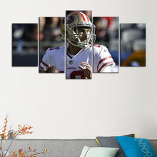 Load image into Gallery viewer, Jimmy Garoppolo San Francisco 49ers Canvas 2
