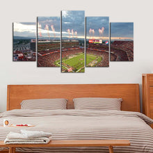 Load image into Gallery viewer, San Francisco 49ers Stadium 4 Canvas