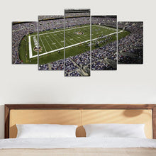 Load image into Gallery viewer, Baltimore Ravens Stadium Canvas 1