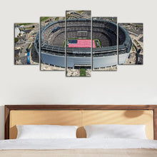 Load image into Gallery viewer, New York Giants Paint Stadium Canvas 2
