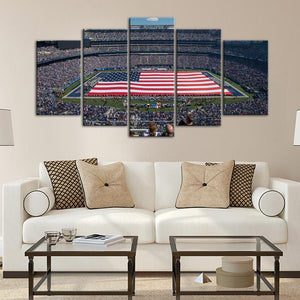 New York Giants Stadium Canvas 7