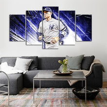 Load image into Gallery viewer, Aaron Judge New York Yankees Canvas