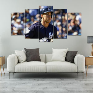 Aaron Judge New York Yankees Canvas 2