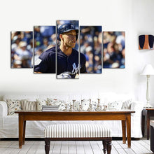 Load image into Gallery viewer, Aaron Judge New York Yankees Canvas 2
