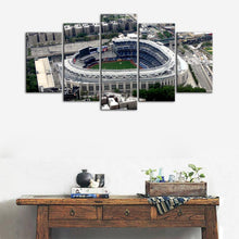 Load image into Gallery viewer, New York Yankees Areal View Stadium Canvas 1