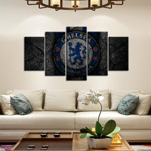 Load image into Gallery viewer, Chelsea F.C. Rock Style Canvas