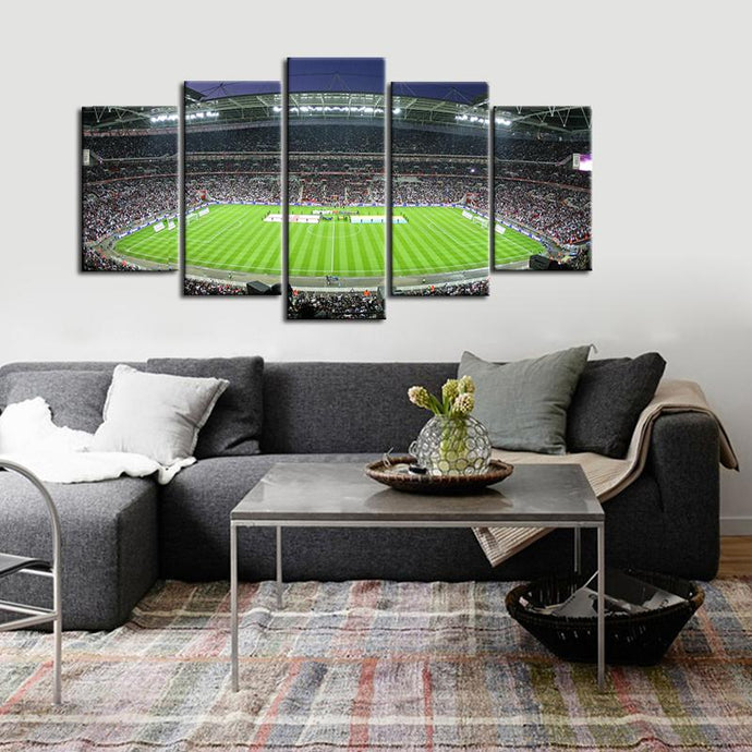 Chelsea F.C. Stadium Wall Canvas 2