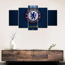 Load image into Gallery viewer, Chelsea F.C. Leather Look Canvas