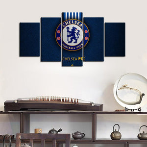 Chelsea F.C. Leather Look Canvas