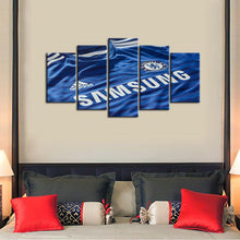 Load image into Gallery viewer, Chelsea F.C. Shirt 5 Pieces Wall Painting Canvas