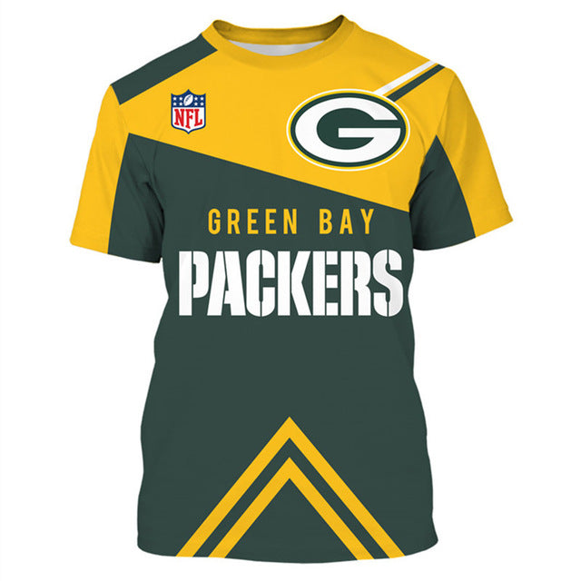 Green Bay Packers 3D T-Shirt