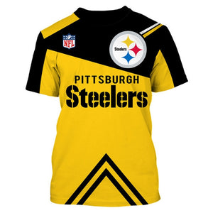 Pittsburgh Steelers 3D T-Shirt