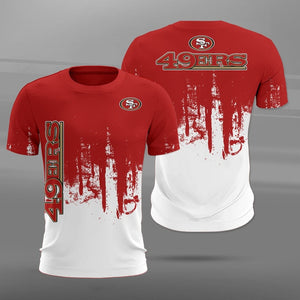 San Francisco 49ers 3D T-Shirt