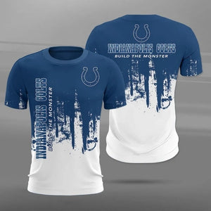 Indianapolis Colts 3D T-Shirt