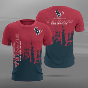 Houston Texans 3D T-Shirt