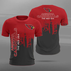 Arizona Cardinals 3D T-Shirt