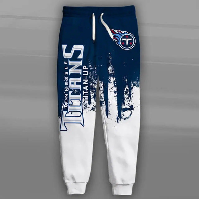 Tennessee Titans 3D Sweatpants