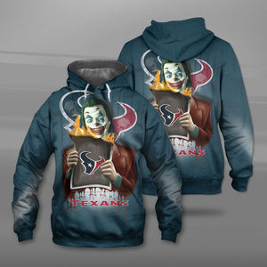 Houston Texans Joker Hoodie