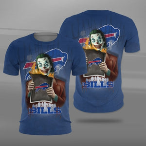 Buffalo Bills Joker T-shirt