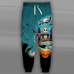 Philadelphia Eagles Halloween Sweatpants