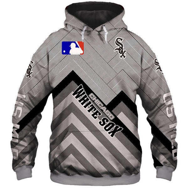 Chicago White Sox 3D Hoodie