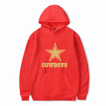 Load image into Gallery viewer, Dallas Cowboys Casual Hoodie