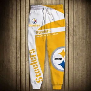 Pittsburgh Steelers Casual Sweatpants