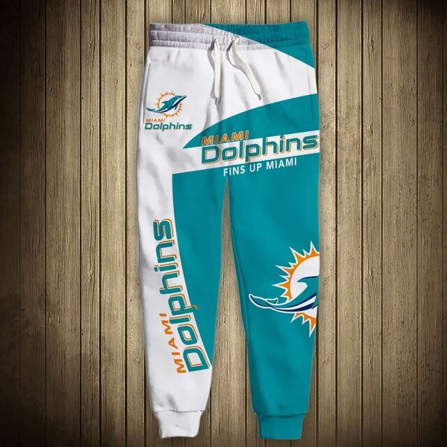 Miami Dolphins Casual Sweatpants