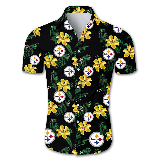 Pittsburgh Steelers Summer Cool Shirt