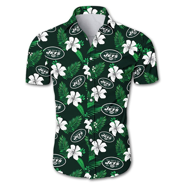 New York Jets Summer Cool Shirt