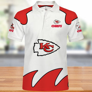 Kansas City Chiefs Polo Shirt