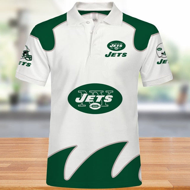 New York Jets Polo Shirt