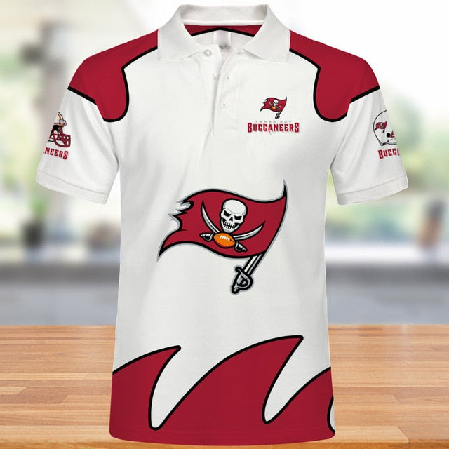 Tampa Bay Buccaneers Polo Shirt