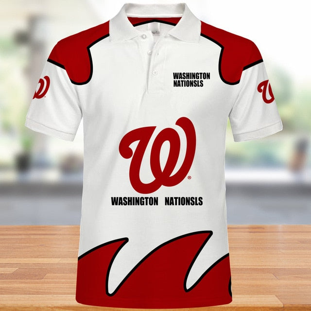 Washington Nationals Polo Shirt