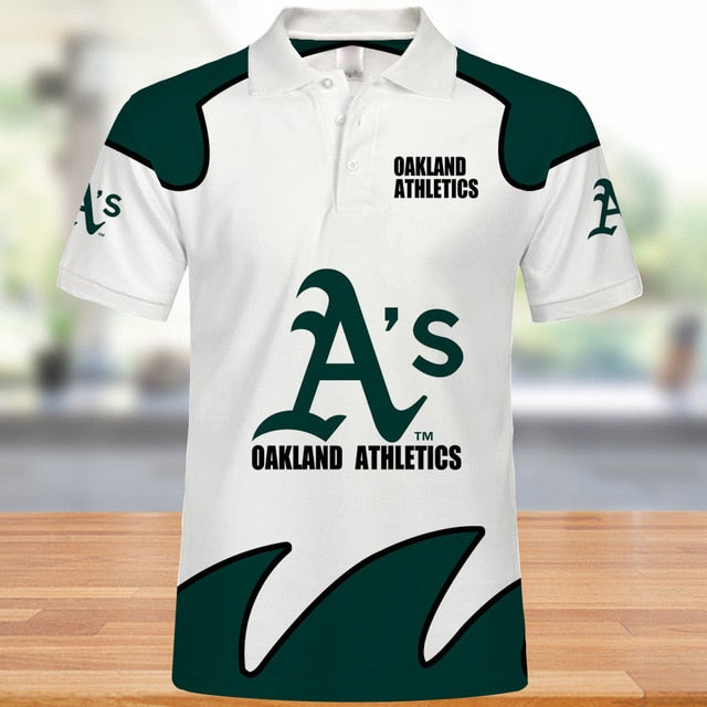 Oakland Athletics Polo Shirt
