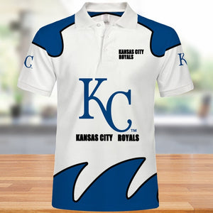 Kansas City Royals Polo Shirt