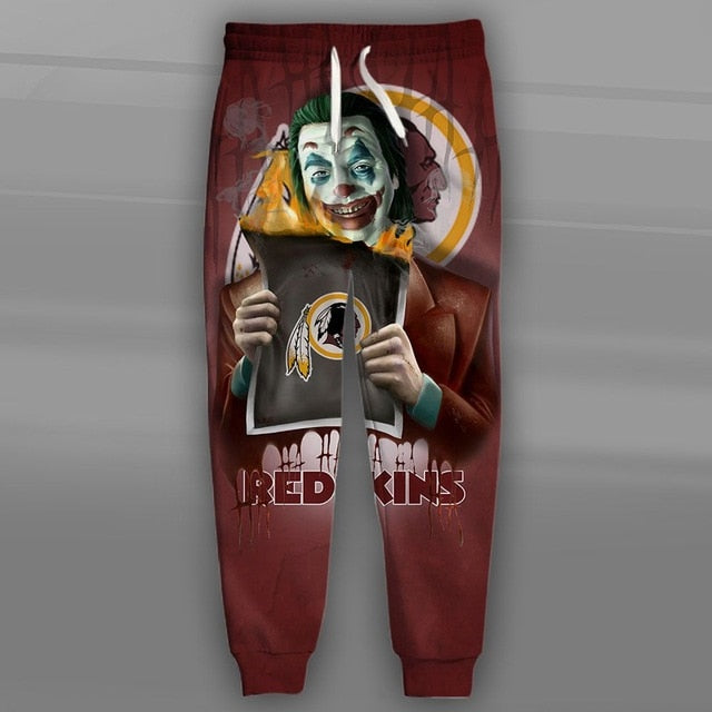 Washington Football Team Joker Sweatpants