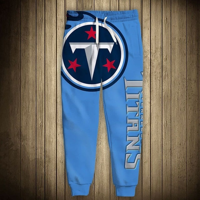 Tennessee Titans Flag Sweatpants
