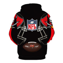 Load image into Gallery viewer, Tampa Bay Buccaneers Hoodie