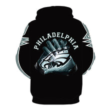 Load image into Gallery viewer, Philadelphia Eagles Hoodie