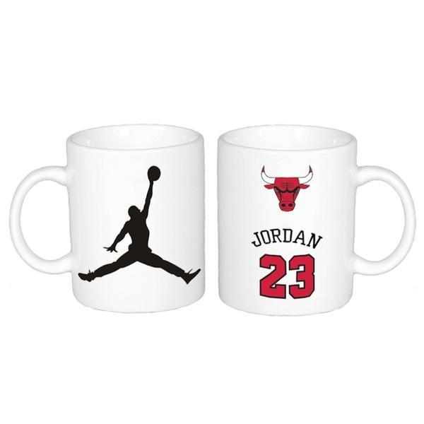 Chicago Bulls No.23 Jordan Mugs
