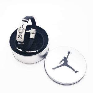 Basketball Star Stainless Steel Bracelets