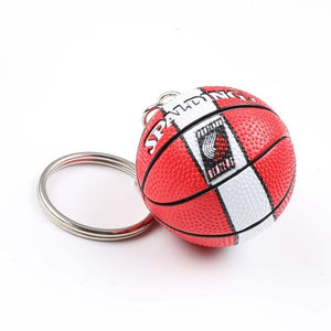 NBA Teams Key Chains