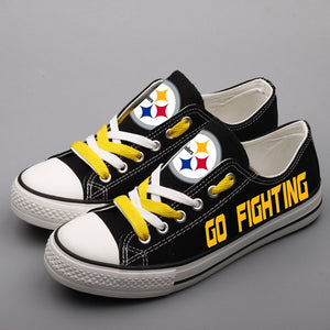 Pittsburgh Steelers Casual Shoes