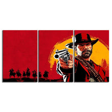 Load image into Gallery viewer, Red Dead Redemption 2 Art Canvas